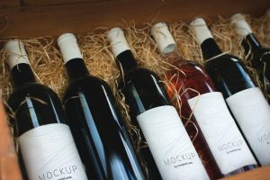 Wine Serving Tip buy cases of wine and suggest them as pairing or serve at a special price