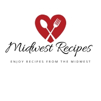 Midwest Recipes Logo 200x200 with background